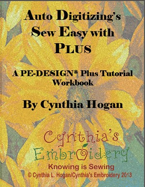 Auto Digitizing Sew Easy with Plus