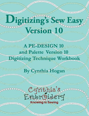 Digitizing's Sew Easy Version 10